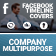 Facebook Timeline Cover - Company Multipurpose - GraphicRiver Item for Sale