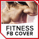 Fitness Facebook Cover Template - GraphicRiver Item for Sale