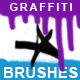 Drips & tags brushes - GraphicRiver Item for Sale