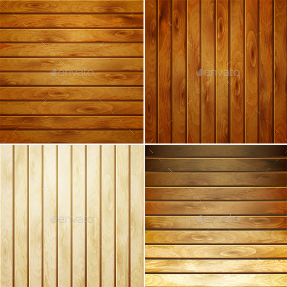 Wooden Plank Backgrounds - Backgrounds Decorative
