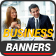Business Banners v3 - GraphicRiver Item for Sale