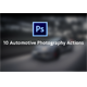 10 Automotive Photography Actions Vol.1 - GraphicRiver Item for Sale