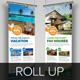 Multipurpose Roll Up Banner Signage InDesign  - GraphicRiver Item for Sale