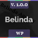 Belinda - Agency & Portfolio Theme Nulled