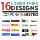 Lower Third Bundle - VideoHive Item for Sale
