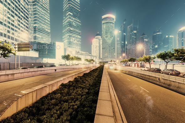 shanghai china - Stock Photo - Images