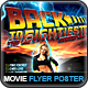 Back To The Eighties - Part 2 Movie Poster - GraphicRiver Item for Sale
