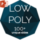 Lowpoly Business Powerpoint Template - GraphicRiver Item for Sale