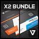 Business Card Bundle 20 - GraphicRiver Item for Sale