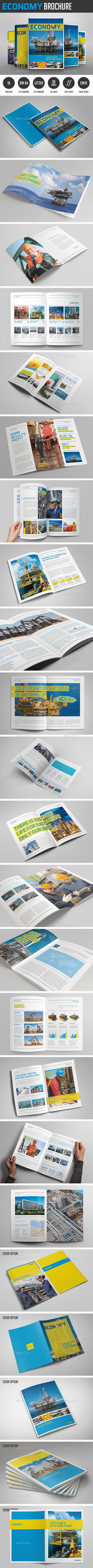 Economy Brochure - Corporate Brochures