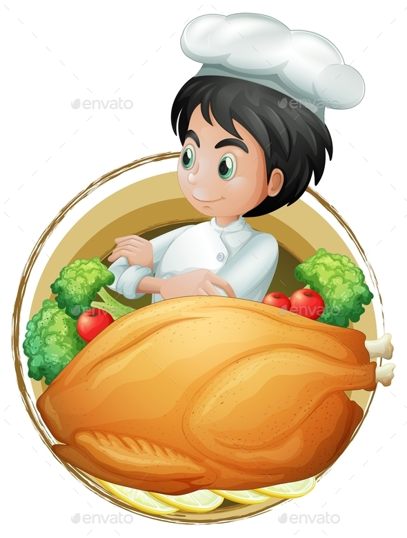 Cooking - People Characters
