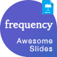 frequency // 100 Keynote Slides PURPLE - GraphicRiver Item for Sale
