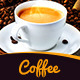 Food / Coffee Web Banner Ad - GraphicRiver Item for Sale