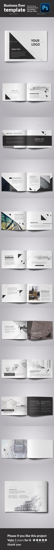Minimal Architecture Brochure F&B