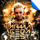 Music Festival (Armageddon Version) Flyer Template