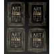 Art Deco Geometric Frames - GraphicRiver Item for Sale