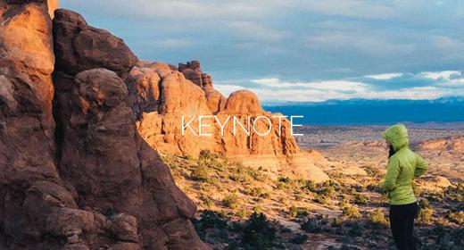Keynotes Presentation Template