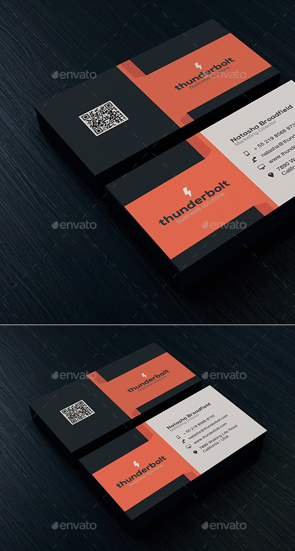 Business Card Vol. 58 - Creative Business Cards