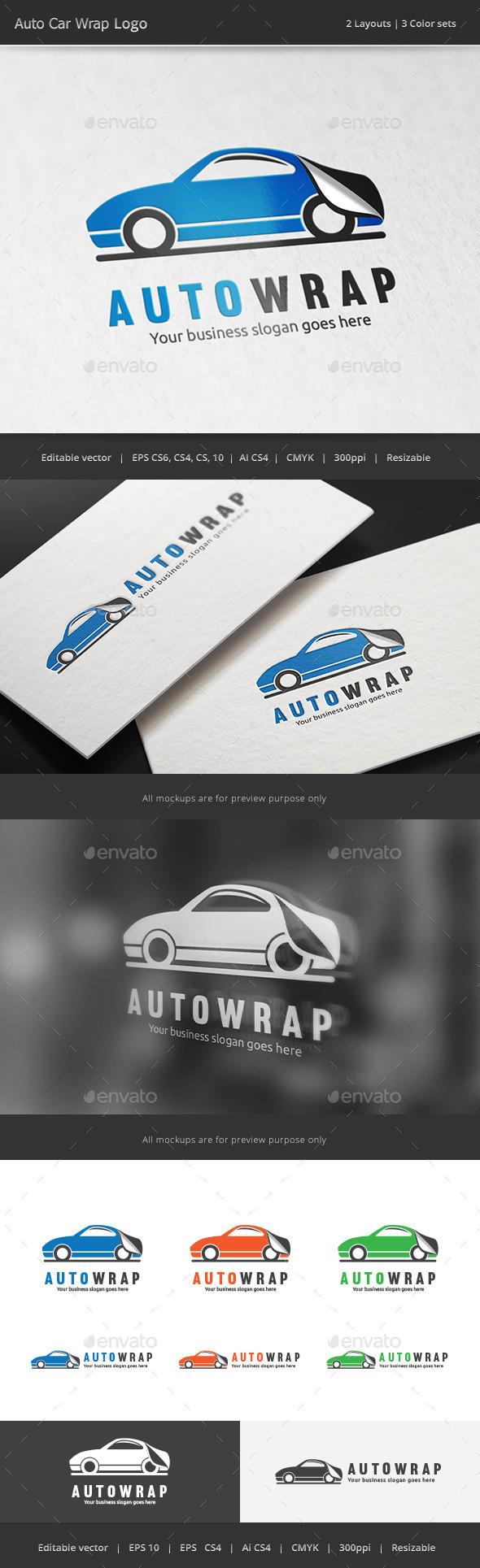 elit templates sticker - car sticker wrap logo by wheeliemonkey graphicriver