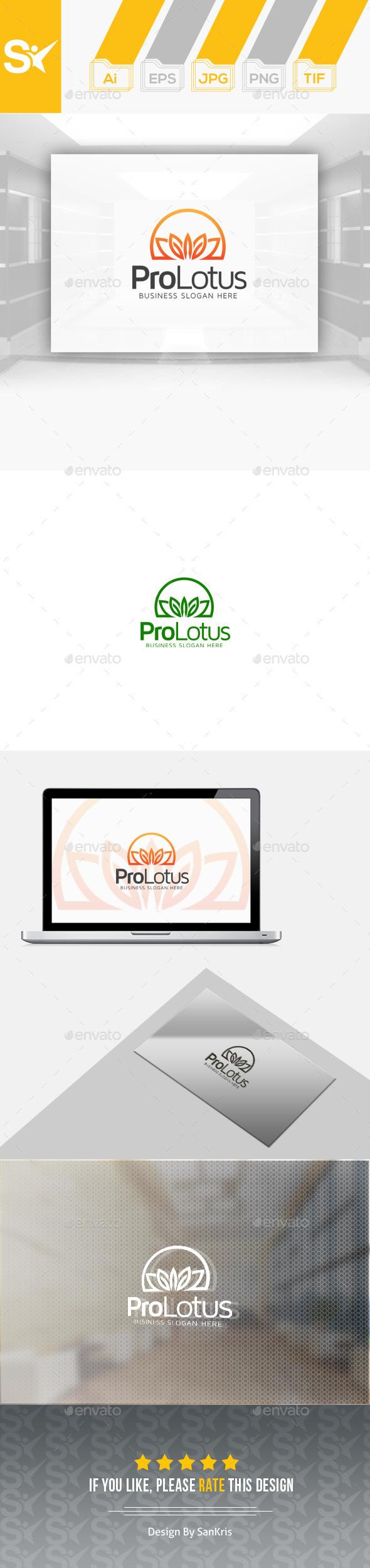 Pro Lotus Logo
