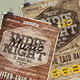 Indie Music Night Poster Flyer - GraphicRiver Item for Sale