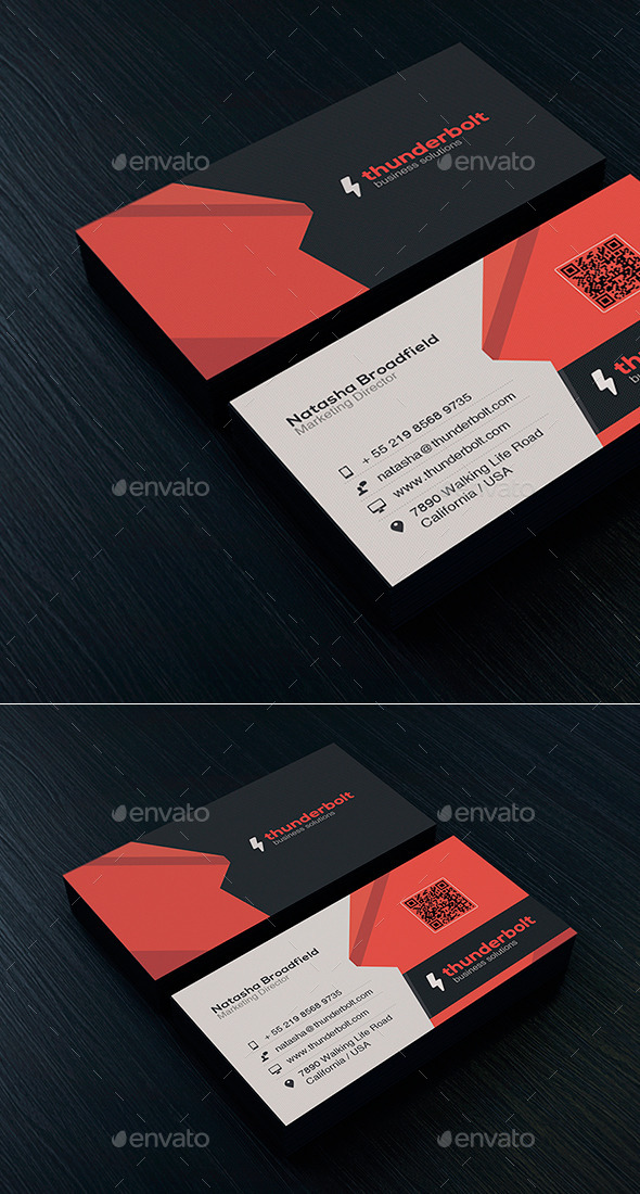 Business Card Vol. 61 - Creative Business Cards