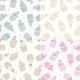 Seamless Pattern of Cupcakes - GraphicRiver Item for Sale