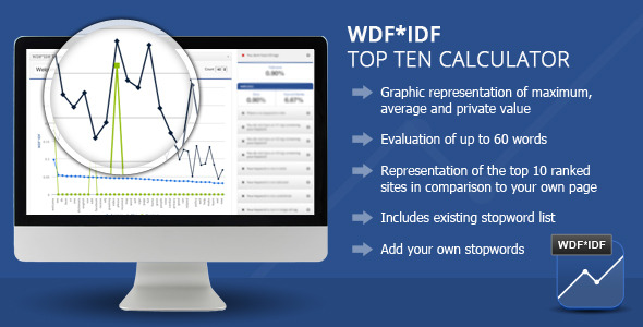 Wordpress WDF*IDF SEO Calculator nulled free download