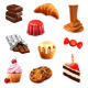 Confectionery Illustration - GraphicRiver Item for Sale