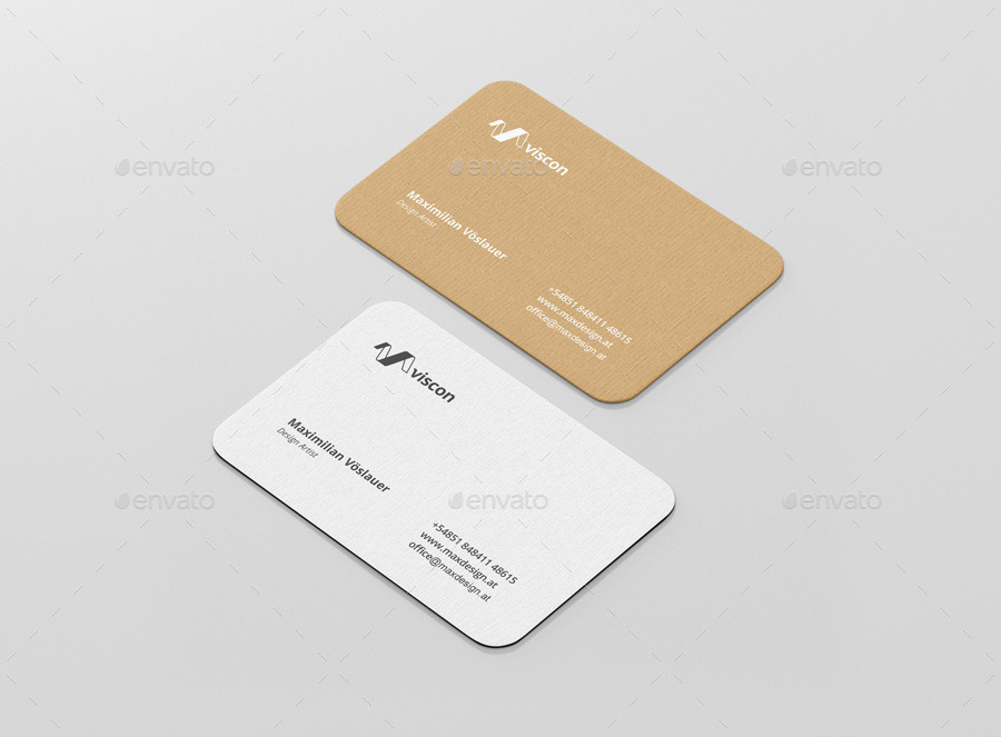 Mockup Round Corners Business Cards Print 01 Card Front Back Frontview Jpg 02 Ordered Side Air