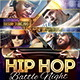 Hip Hop Battle Night - GraphicRiver Item for Sale