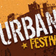 Urban Festival Creative Poster - GraphicRiver Item for Sale