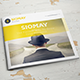 Siomay Business Square Brochure - GraphicRiver Item for Sale