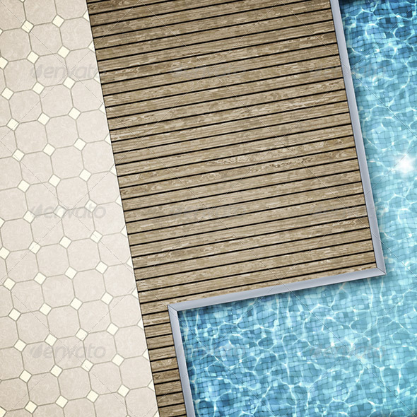 Pool Background - Backgrounds Graphics