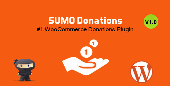 SUMO Donations WooCommerce Donation System