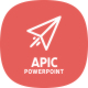 Apic Multipurpose PowerPoint Template - GraphicRiver Item for Sale