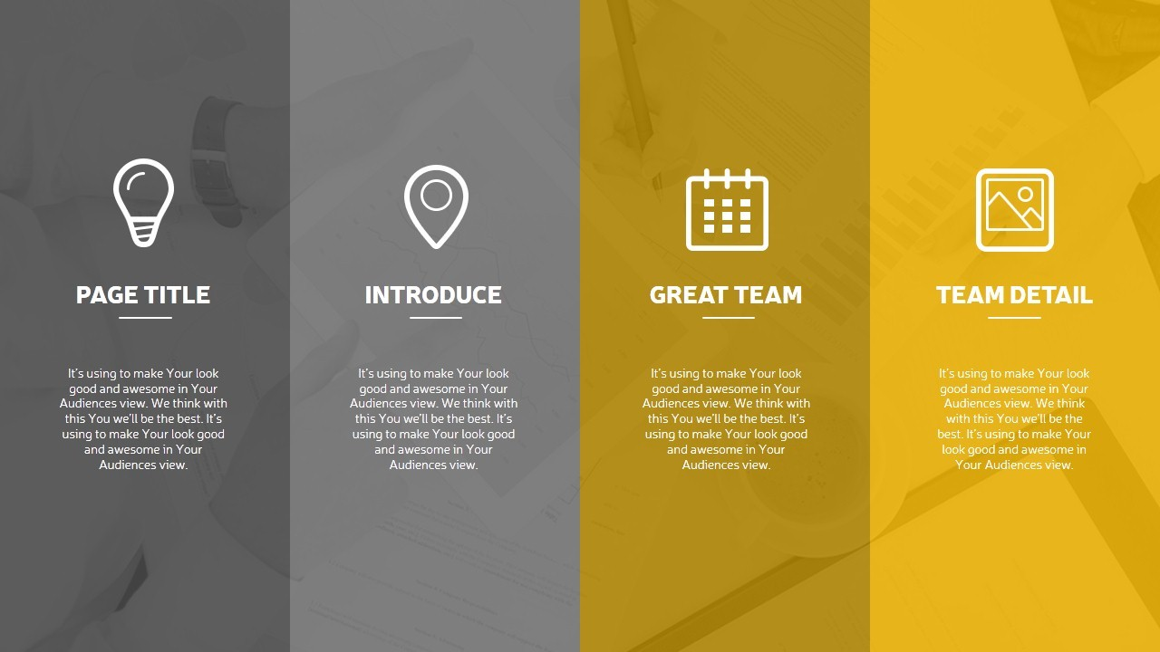 Apic Multipurpose PowerPoint Template by hadinsuk | GraphicRiver