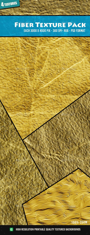 Fiber Texture Pack 22 - Miscellaneous Textures