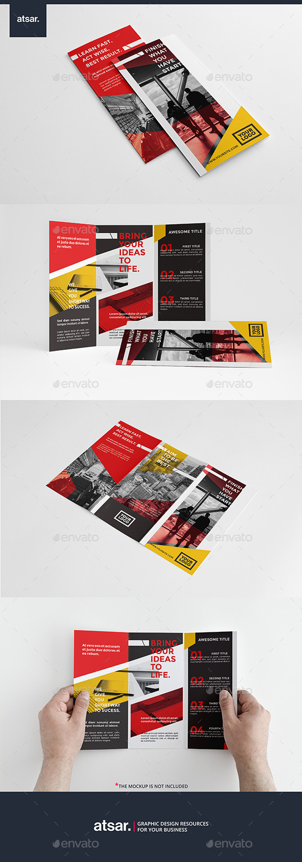 Modern Multipurpose Brochure - Corporate Brochures