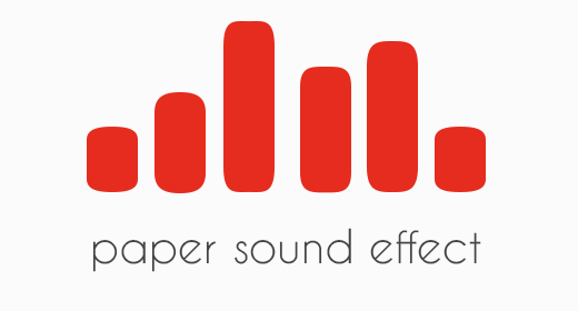 Paper Sound Effect