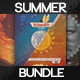 Summer Sunday Bundle - GraphicRiver Item for Sale
