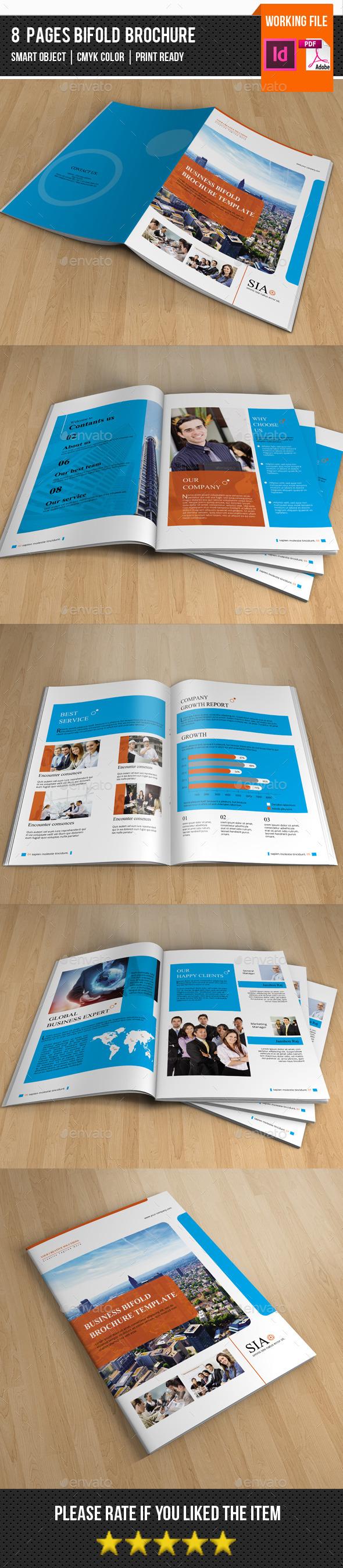 Corporate Bifold Brochure-V285 - Corporate Brochures