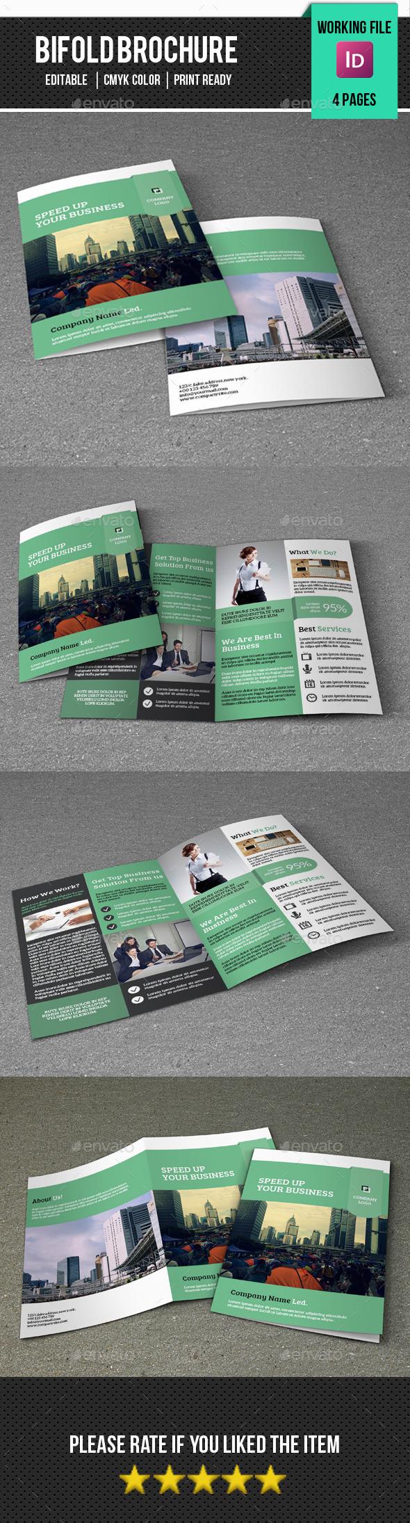 Corporate Brochure Template-V287 - Corporate Brochures