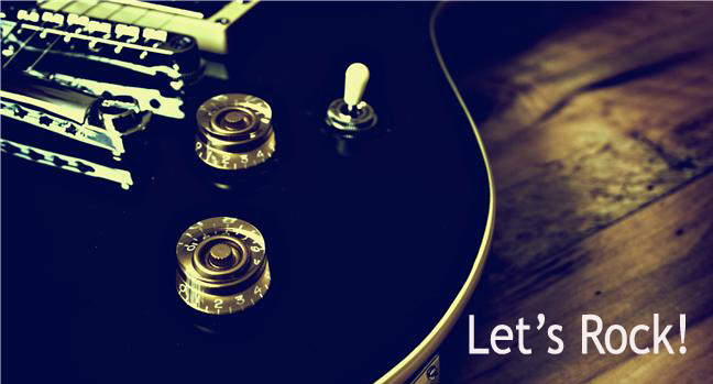 Let's Rock Music!