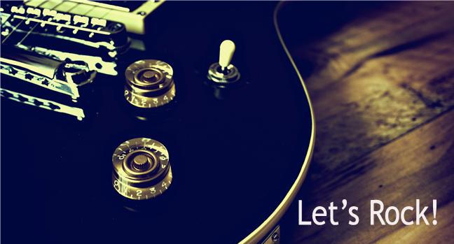 Let's Rock Music!