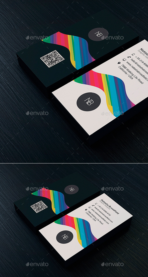 Business Card Vol. 56 - Creative Business Cards