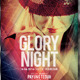 Glory Night - GraphicRiver Item for Sale