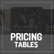 7 Pricing Tables