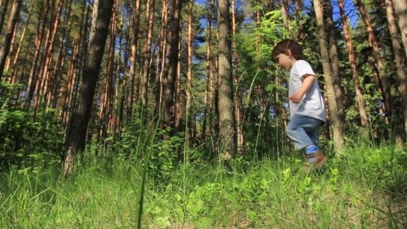 Child Of Nature Runs