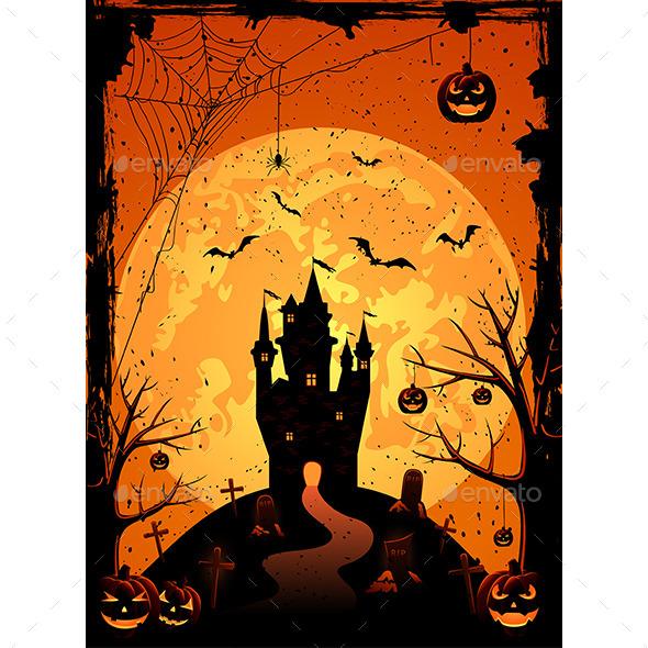 Black Castle - Halloween Seasons/Holidays